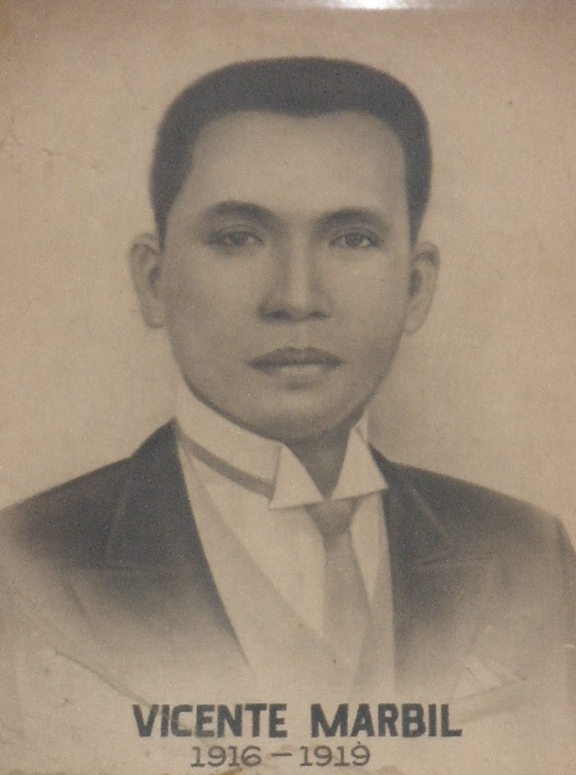 Mayor Vicente Marbil (1916-1919)