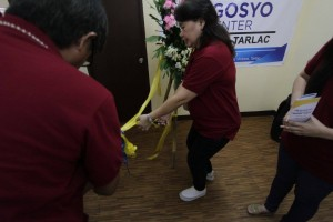 LAUNCHING OF THE NEGOSYO CENTER, VICTORIA PUBLIC MARKET (13)